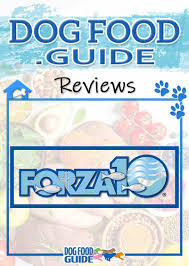<b>Forza10 Dog</b> Food Review 2020: Best Natural Treatment Option?