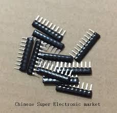 <b>30PCS 9Pin Resistor Network</b> Array A09 102 1K A102 2.54MM Pin ...