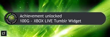 UPDATED* How to Add the XBOX Live Achievement... | Customize My ... via Relatably.com