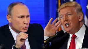 Image result for Pictures of Trump and Putin