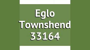 <b>Люстра Eglo Townshend 33164</b> обзор: <b>светильник Eglo</b> ...