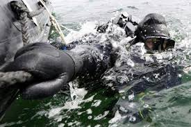 Going Under | Naval Special Warfare | Ghost soldiers, Marsoc ...