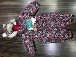 Новый зимний <b>комбинезон для девочки Gusti</b> 74 размера.