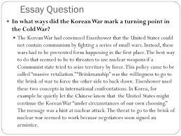 korean war essay  wwwgxartorg korean war essay topics essay topicsessay question in what ways did the korean war mark a