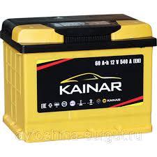Аккумулятор <b>Kainar АКБ</b> <b>KAINAR</b> <b>6ст</b> (60 Ач п/п) в Новом Уренгое ...