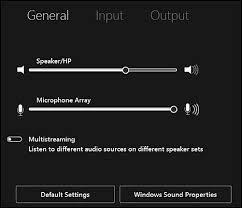 HP PCs - Using the Bang and Olufsen Audio App   HP® Customer ...