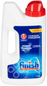 Купить <b>Порошок</b> для посудомоечных машин <b>Finish</b> Classic Power ...