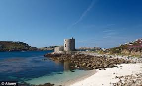 Image result for scillies beaches