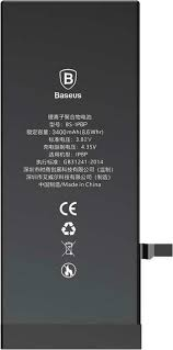 <b>Аккумулятор Baseus</b> Original Phone <b>Battery 3400mAh</b> For iPhone 8 ...