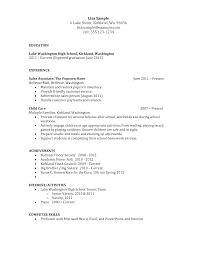 cover letter high school student resume samples high school cover letter resume template for high school student document templates online resumehigh school student resume samples