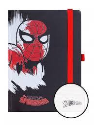 <b>Записная книжка Marvel</b> Comics (Spider-Man Mono) Premium A5 ...
