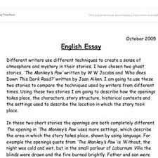 essay about english class experience at eonnessaycompl essay about english class experience pic