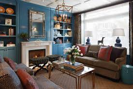 furniture living room wall:  blue color decoration ideas for living room nice tender color palette in the room with