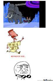 Futurama Hyperion Mammoth = Nigel Thornberry- Smashing by ... via Relatably.com