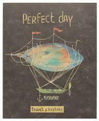 20 отзывов на <b>Kroyter Тетрадь Perfect</b> Day 48 листов в клетку от ...
