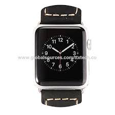 38mm 42mm leather band for apple watch bracelet single tour herm watchband genuine wrist strap series 4 iwatch