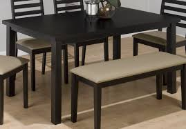 black kitchen dining sets: