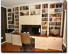 custom built home office cabinets in fairfax station virginia built home office desk builtinbetter