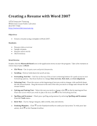 how to create a resume   out of darknesshow to create a resume in microsoft word     sample resumes