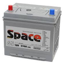<b>Space АКБ SPACE Asia</b> 65Ач п/п D23R | grindasib.ru