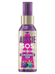 <b>Спрей</b>-термозащита <b>Hair</b> SOS, 100 мл. <b>AUSSIE</b> 11887081 в ...
