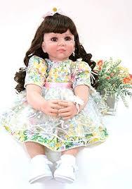Buy <b>60cm</b> Silicone <b>Reborn</b> Baby Doll Toy <b>24 inch</b> Bebe <b>Reborn</b> ...
