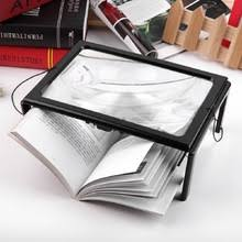 Buy full page reading <b>magnifier</b> and get free shipping on AliExpress ...