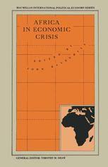 Africa in Economic Crisis     SpringerLink