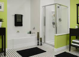 ideas small bathrooms shower sweet: apartment bathroom decorating ideas small for sweet design no