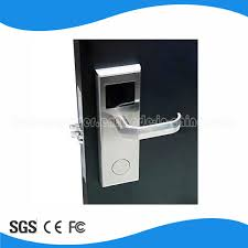 professional factory electronic rfid card hotel door lock system demo encoder 10pcs energy saver software