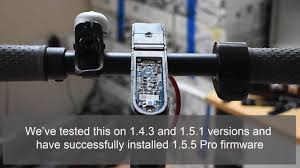 How to install <b>Xiaomi</b> Electric Scooter Pro LED display on <b>Xiaomi</b> ...