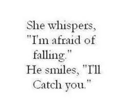 Fear Of Falling Quotes. QuotesGram via Relatably.com