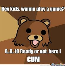 No Fun Makes Pedo A Dull Bear by potato69 - Meme Center via Relatably.com