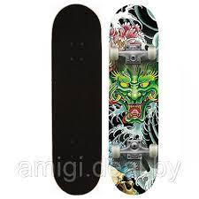 <b>Скейтборд Maxcity Dragon</b>, цена 55.20 руб., купить в Минске ...