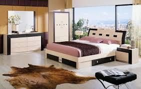 bedroom set main: modrest concorde modern california king bedroom set with storage and mattress