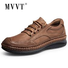 MVVT <b>Winter</b> Retro <b>Men</b> Boots <b>Top Quality</b> Genuine Leather Boots ...