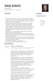 director of engineering resume samples   visualcv resume samples    director of engineering resume samples