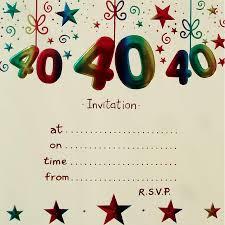 th birthday invitation templates uk com surprise th birthday invitation template
