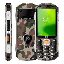 Мобильный <b>телефон BQ</b>-<b>3586</b> Tank Max Camouflage — купить в ...