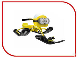 Купить <b>Снегокат Snow Moto Minion</b> Despicable ME Yellow 37018 в ...
