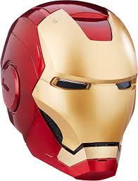 Marvel Legends Iron Man Electronic Helmet: Toys ... - Amazon.com