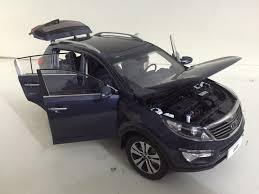 <b>Модель</b> в масштабе 1:18 <b>Kia Sportage</b> III