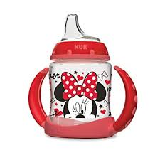 NUK Disney Large Learner Sippy Cup : Baby - Amazon.com
