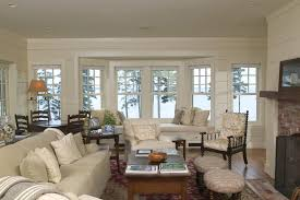 bay window furniture in living room traditional with fireplace bay window bay window furniture
