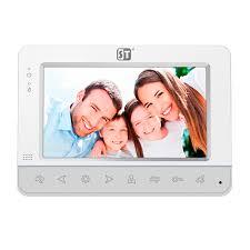 Купить Монитор <b>видеодомофона</b> с памятью <b>Space Technology</b> ...
