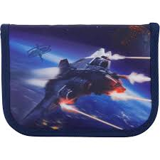 <b>Пенал</b> без наполнение Kite Education Space trip K19-622-6, 1 ...