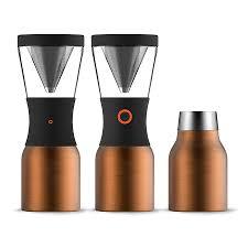 <b>Кофеварка портативная</b> Asobu Cold Brew (<b>1 литр</b>), медная ...