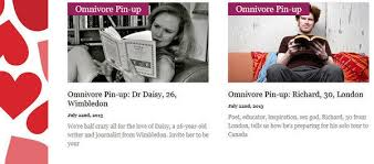 Omnivore is helping bookish London singles meet their matches  Articles From The latimes   Los Angeles Times