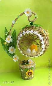 ПАСХА: лучшие изображения (246) | Crafts, Easter crafts и ...
