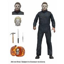 "<b>NECA Halloween</b> 2 Ultimate <b>Michael Myers</b> 7"" Scale Action Figure ..."